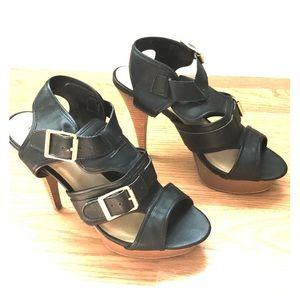 Mossimo black high heels